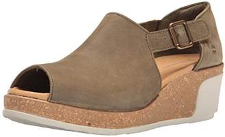 El Naturalista Women's Leaves N5003 Mule