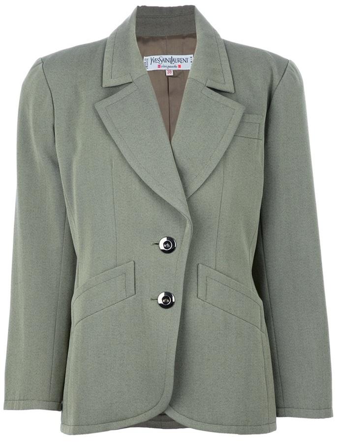 Yves Saint Laurent Vintage classic jacket
