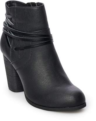 Steve Madden Nyc NYC Danaee Women's High Heel Ankle Boots