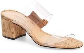 Schutz Victorie Slide Sandal