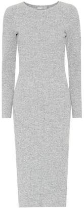 Vince Cotton-blend knit dress