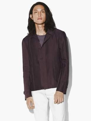 John Varvatos Linen-Viscose Jacket