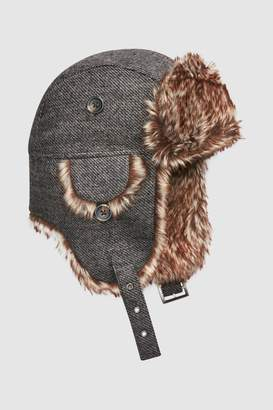 Xl Mens Trapper Hat - ShopStyle UK 02310780150