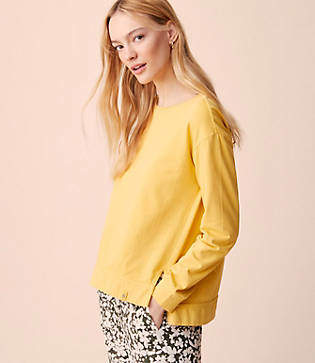 Garment Dye Sweatshirt