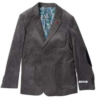Isaac Mizrahi Two Button Corduroy Blazer (Toddler, Little Boys, & Big Boys)