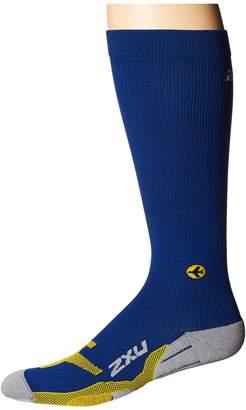 2XU Flight Compression Socks Men's Knee High Socks Shoes