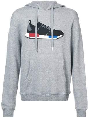 Mostly Heard Rarely Seen 8-Bit sneaker hoodie