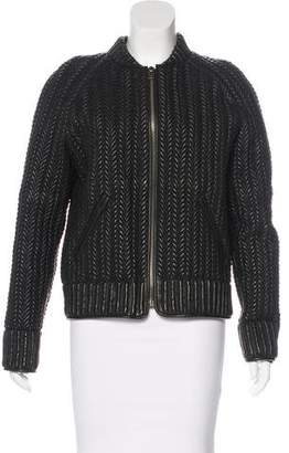 Isabel Marant Quilted Leather Jacket