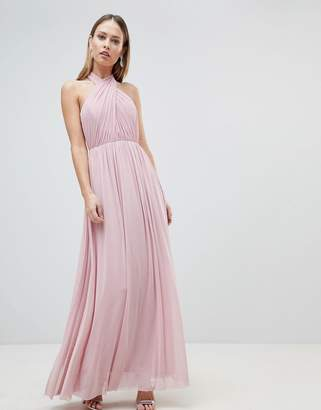 Lipsy Multiway Maxi Chiffon Dress