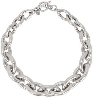 Jenny Bird Sloane Sterling Silver Chain Necklace