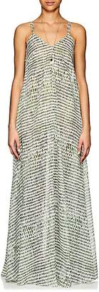 On The Island Women's Tromelin Abstract-Print Cotton Maxi Dress