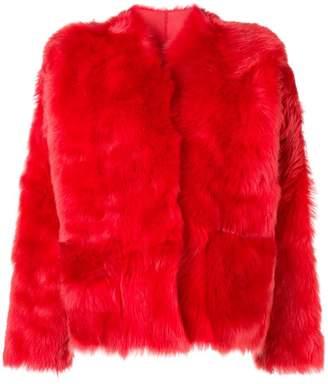 Sofie D'hoore Lima fur coat