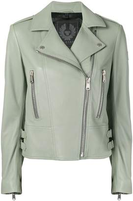 Belstaff Marvingt Leather Jacket