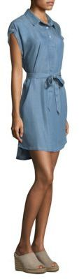 Vineyard Vines Dolman Sleeve Popover Dress $138 thestylecure.com