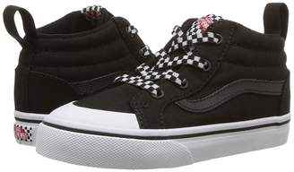 Vans Kids Racer Mid Boys Shoes