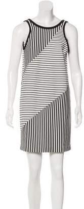 Rebecca Minkoff Striped Mini Dress