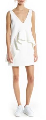 KENDALL + KYLIE Women's Ruffle Dress