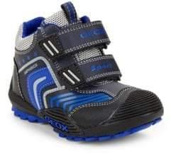 Geox Baby Boy's & Little Boy's High-Top Velcro Sneakers