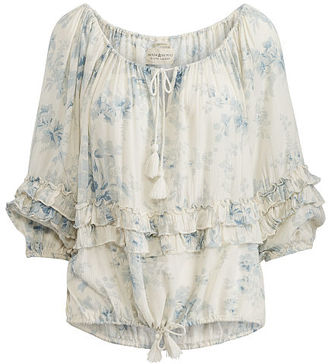 Ralph Lauren Denim & Supply Boho Off-the-Shoulder Blouse $89.50 thestylecure.com