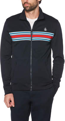 Original Penguin COLOR BLOCK TRACK JACKET