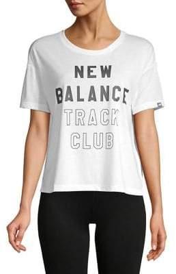 New Balance Track Club Tee