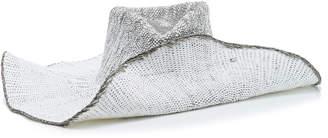 CLYDE Wide-Brimmed Straw Sun Hat