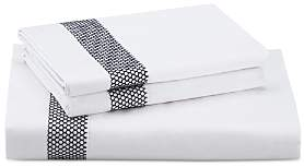 Origami Mum Flat Sheet, King