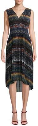 Plenty by Tracy Reese Women's Pleated Midi Dress