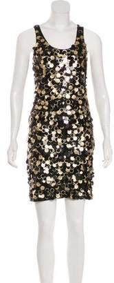 MICHAEL Michael Kors Sleeveless Embellished Dress