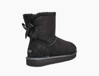 ... UGG Mini Bailey Bow II Metallic