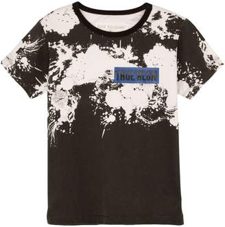 True Religion Brand Jeans Paint Splatter T-Shirt