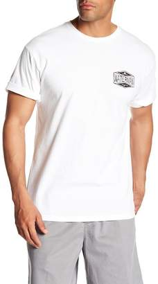 Quiksilver Waterman Collection 35 Miles Crew Neck Tee