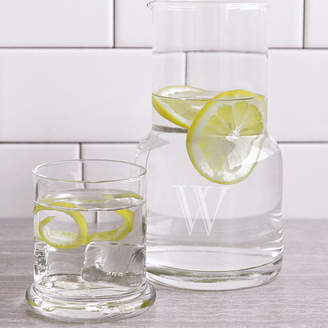 Cathy's Concepts Cathys Concepts 2 Piece Personalized Bedside Water Carafe Set
