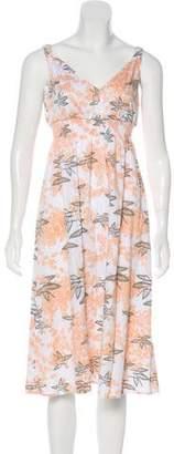 Calvin Klein Jeans Print Sunback Dress
