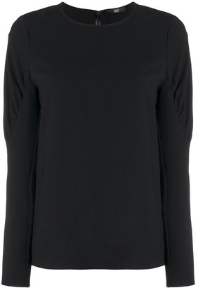 Steffen Schraut puffy sleeve blouse