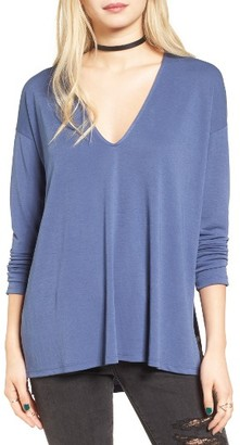Women's Lush High/low Tee $39 thestylecure.com