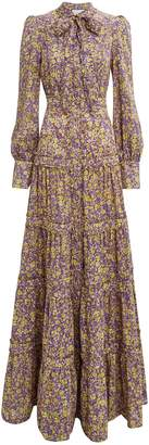 Alexis Margeaux Floral Maxi Dress