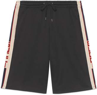 Technical jersey short $790 thestylecure.com