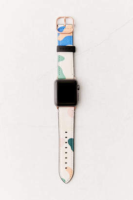 Casetify Neutral Abstract Apple Watch Strap