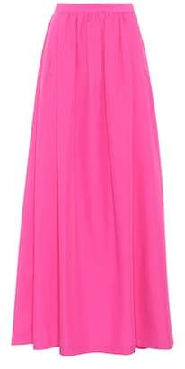 Rosie Assoulin High-waisted maxi skirt