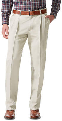 Dockers D3 Comfort Classic-Fit Pleated Khaki Pants