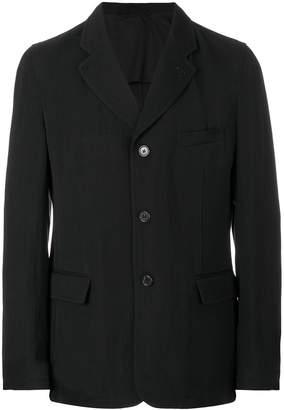 Ann Demeulemeester loose fit blazer jacket