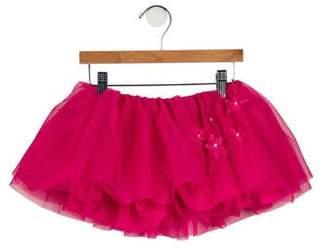 Bloch Girls' Floral Tutu Skirt w/ Tags