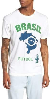 Kinetix Brasil Futbol T-Shirt