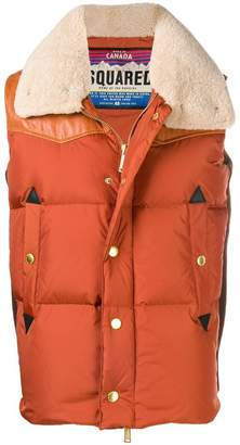 DSQUARED2 shell gilet