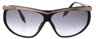 Victoria Beckham Oversize Wayfarer Sunglasses