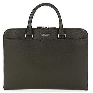 HUGO BOSS Signature Collection document case in palmellato leather