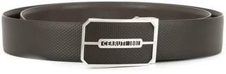 Cerruti branded buckle belt
