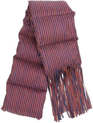 Christian Wijnants Azar striped puffer scarf