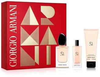 Giorgio Armani Sì Eau de Parfum Christmas Gift Set